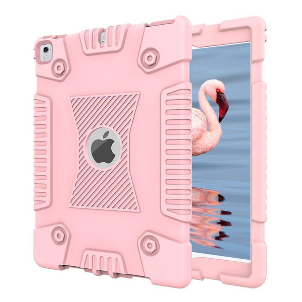 PINkart-USA For New iPad 9.7 2017 / Pro 9.7 / Air 2 / Air 1 Soft Silicone Tablet Case Cover Slim Lightweight Anti-Slip Shock-Absorption Case