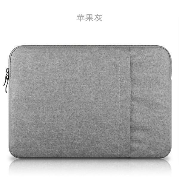 PINkart-USA Gray / for ipad mini 2 3 4 Nylon Laptop Sleeve Notebook Bag Pouch Case For Macbook Air 11 13 12 15 Pro 13.3 15.4 Retina Unisex