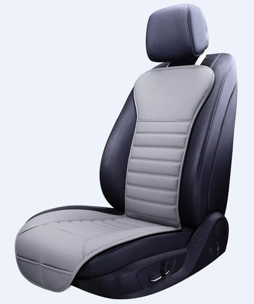 PINkart-USA grey front / China New Arrival Pu Leather Not Moves Seat Cushions, Non-Slide Car Seat Cushion, Not Moves Car