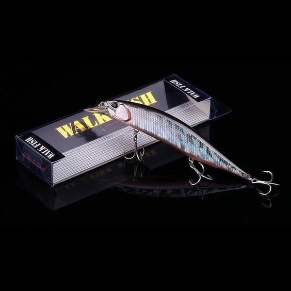 PINkart-USA H 8 Hot Model Wobbler Fishing Lure 135Mm 17.4G Floating Minnow Crankbait Bass Pike Bait Fishing
