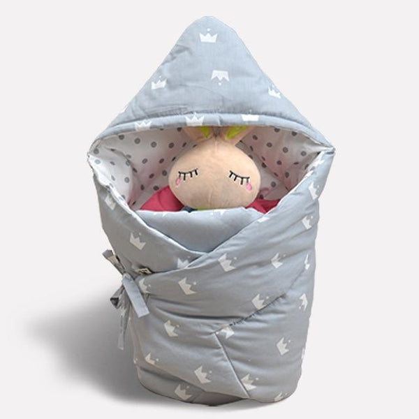 PINkart-USA huidibaihuangguan Anti-Dirty Cute Print Baby Sleeping Bag Envelope 1 Pcs Multi-Color Infant Born Sleepsacks 90*90Cm