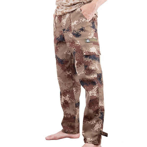 PINkart-USA Joggers Pants Men Camouflage Military Pure Arrival Spring Autumn Harem Pant Men Trousers Camo