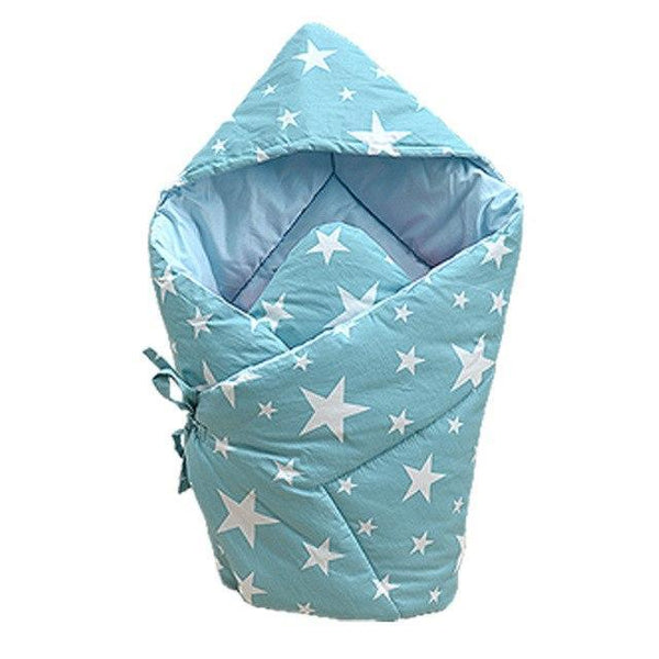 PINkart-USA lansexingxing Anti-Dirty Cute Print Baby Sleeping Bag Envelope 1 Pcs Multi-Color Infant Born Sleepsacks 90*90Cm