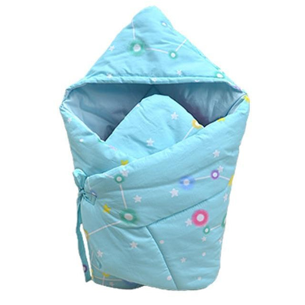 PINkart-USA lansexingzuo Anti-Dirty Cute Print Baby Sleeping Bag Envelope 1 Pcs Multi-Color Infant Born Sleepsacks 90*90Cm