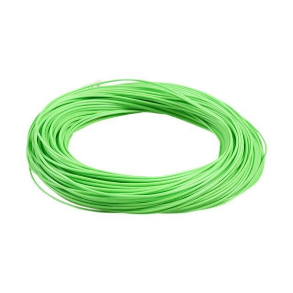 PINkart-USA Mint green / 10 Maximum Catch 100 Ft Weight Forward Floating Fly Fishing Line 1Wt --- 9 Wt Floating Fly Line