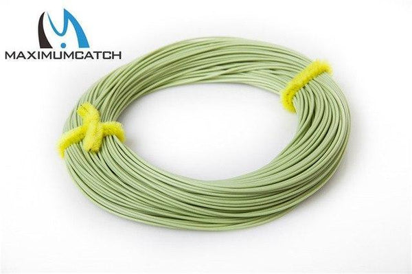 PINkart-USA Moss green / 2.0 Maximum Catch 100 Ft Weight Forward Floating Fly Fishing Line 1Wt --- 9 Wt Floating Fly Line