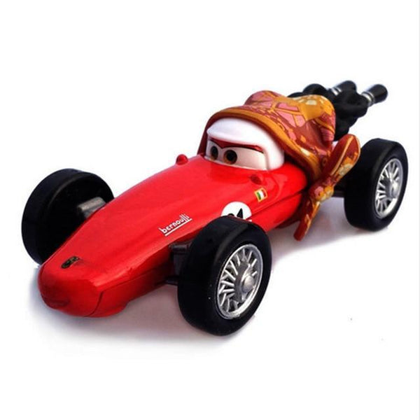 Pixar Cars 3 Lightning Mcqueen Jackson Storm Mater Diecast Metal Birthday Christmas Toys Gift For