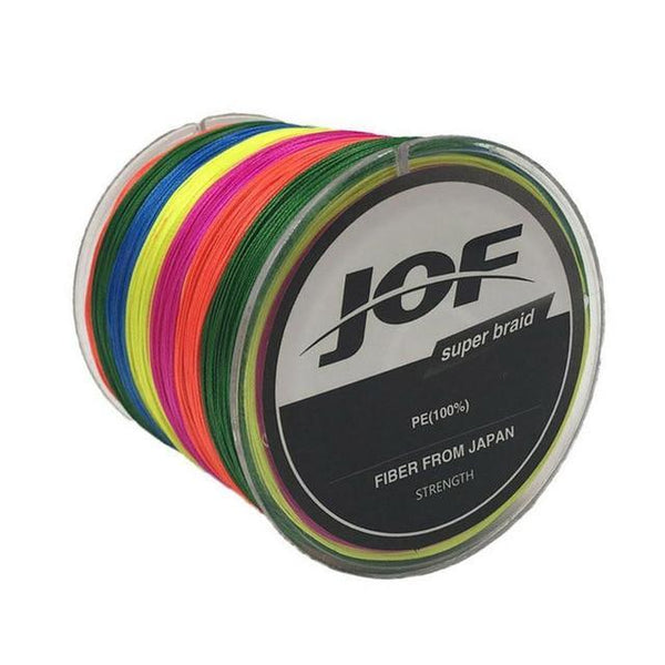 PINkart-USA Multi / 16.0 8 Strands Weaves 500M Extrem Strong Japan Multifilament Pe 8 Braided Fishing Line 15 20 30 40 50 60