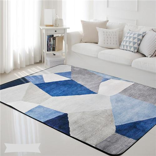 PINkart-USA Online Shopping 1 / 100x150cm Northern Europe Carpet Simple Solid Mat Area Rug Bedroom Rugs Mats Carpet Doormat For Hallway