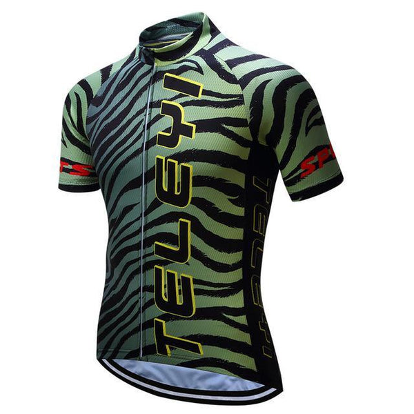 PINkart-USA Online Shopping 1 / L Brand Teleyi Breathable Cycling Jersey Summer Men'S Mountain Cycling Clothing Bicycle Clothes