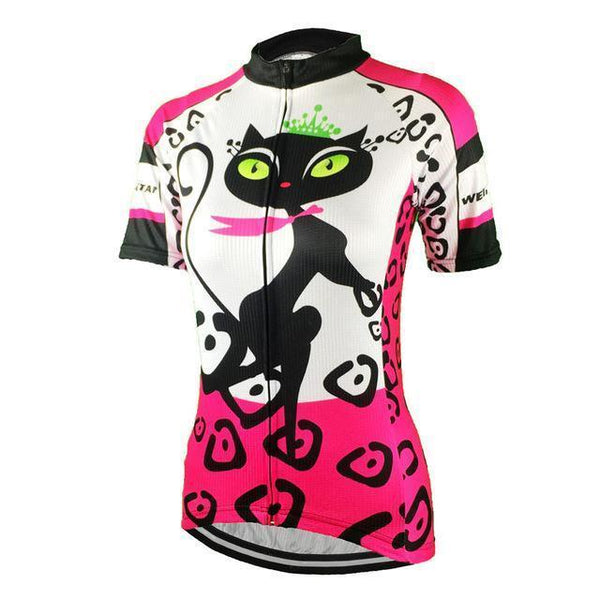 PINkart-USA Online Shopping 1 / L Cycling Clothing Womens Short Sleeve Cycling Jersey Bike Wear Ropa Ciclismo Summer Mtb Bike