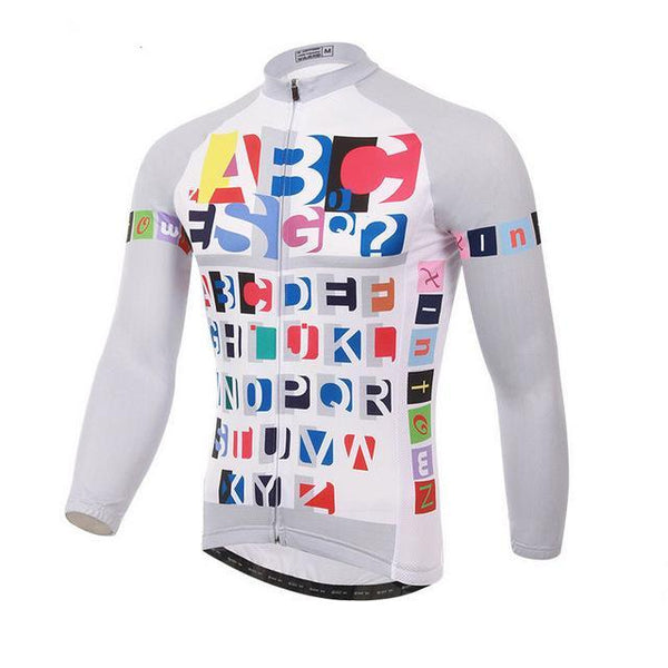 PINkart-USA Online Shopping 1 / L Men Cycling Jersey Breathable Long Sleeve Bike Jersey Cycling Clothing Ropa Invierno Ciclismo