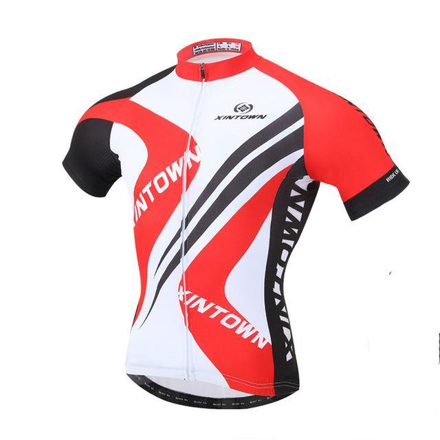 PINkart-USA Online Shopping 1 / L Pro Cycling Jersey Mountain Bike Cycling Clothing Ropa Ciclismo Short Sleeve Bike Jersey