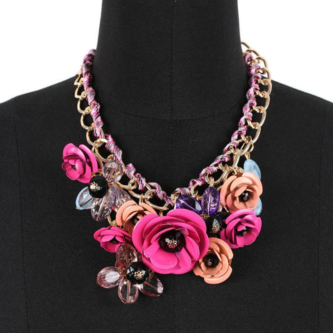 681b6e7f1aee4 online retail sales worldwide from PINkart.in - Chokers Necklaces