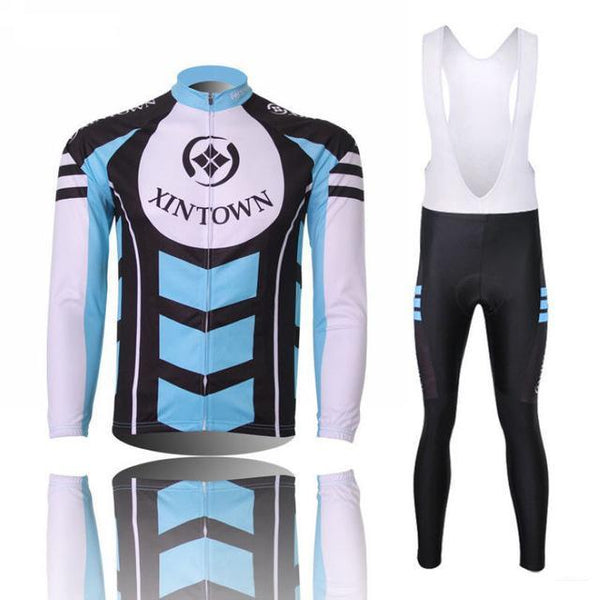 PINkart-USA Online Shopping 10 / L Women'S Cycling Jersey Sets Winter Long Sleeve Mtb Bicycle Cycling Clothing Maillot Ciclismo