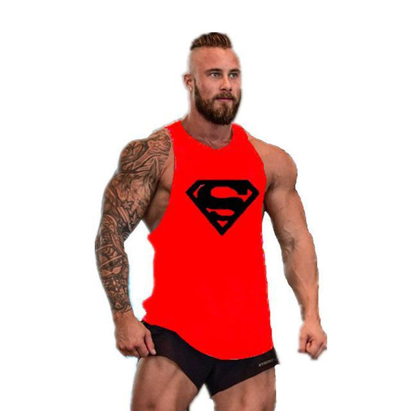 PINkart-USA Online Shopping 10 / M Men'S Gyms Tank Top Hoodies Fitness Men Sleeveless T-Shirt Hooded Sweatshirts Sporting Singlets