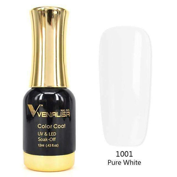 PinKart-USA Online Shopping 1001 White Nail Art 12Ml 12 Color Supper Diamond Shining Glitter Sequins Starry Platinum Paint Gel