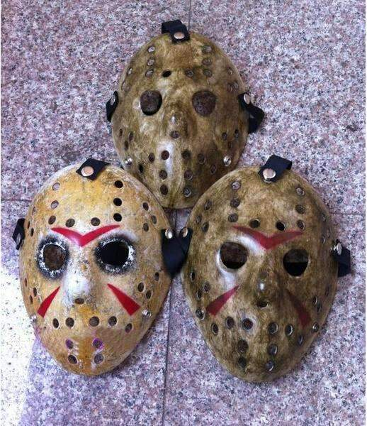 PinKart-USA Online Shopping 100g Type1 1Pcs/Lot Black Friday No.13 Jason Voorhees Freddy Hockey Festival Party Halloween Masquerade Mask
