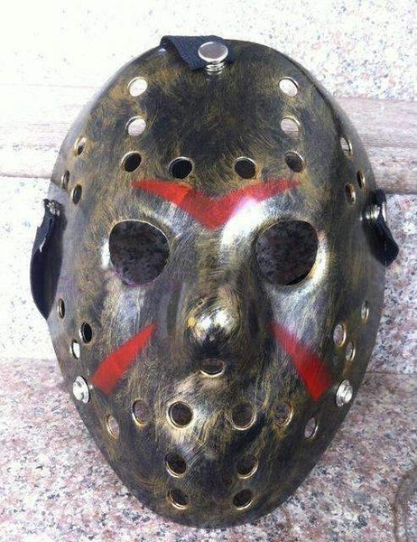 PinKart-USA Online Shopping 100g Type6 1Pcs/Lot Black Friday No.13 Jason Voorhees Freddy Hockey Festival Party Halloween Masquerade Mask