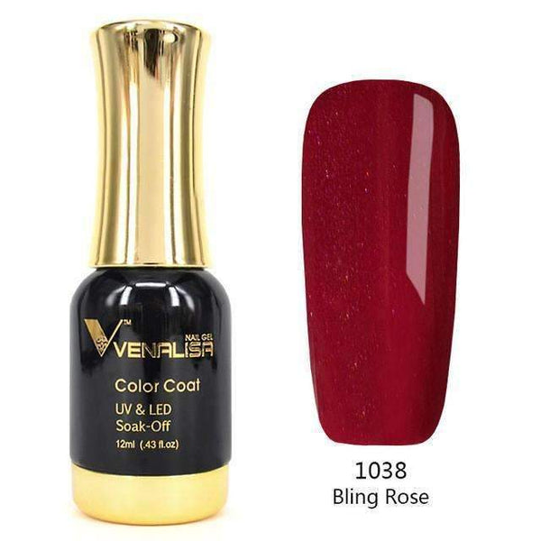 PinKart-USA Online Shopping 1038 Nail Art 12Ml 12 Color Supper Diamond Shining Glitter Sequins Starry Platinum Paint Gel