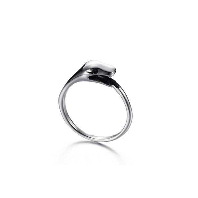 PINkart-USA Online Shopping 11 / Silver Knobspin Fashion Ouroboros Snake Rings In Silver Color Unique Cool Jewelry Stainless Steel Male