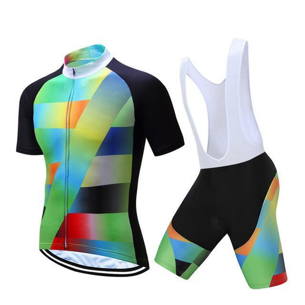 PINkart-USA Online Shopping 12 / L Teleyi Ropa Ciclismo Cycling Jersey Set Mtb Racing Sport Cycling Clothing Quick Dry Bicycle Clothes