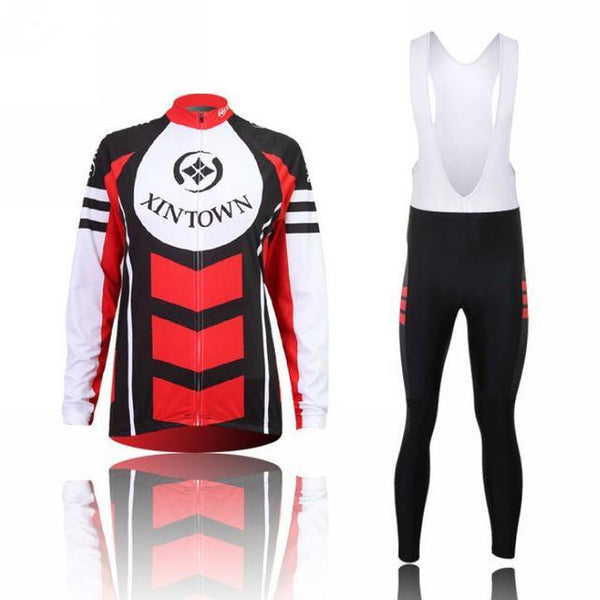PINkart-USA Online Shopping 12 / L Women'S Cycling Jersey Sets Winter Long Sleeve Mtb Bicycle Cycling Clothing Maillot Ciclismo