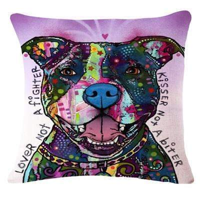 PinKart-USA Online Shopping 13 / 43x43cm Fashion Cushion Cat Print Pillow Bed Sofa Home Decorative Pillow Fundas Para Almofadas