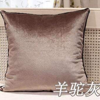 PinKart-USA Online Shopping 13 / 45x45cm Velvet Luxurious Cushions (Without Inner)Decorative Throw Pillows Sofa Home Decor Housse De
