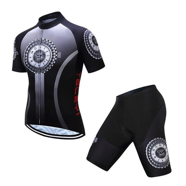 PINkart-USA Online Shopping 13 / L Teleyi Men'S Bike Team Racing Cycling Clothing Short Sleeve Cycling Jersey Summer Breathable Bike