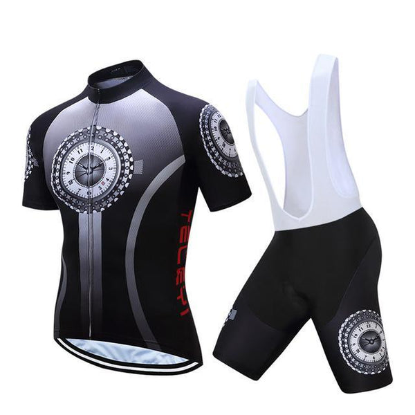 PINkart-USA Online Shopping 14 / L Teleyi Men'S Bike Team Racing Cycling Clothing Short Sleeve Cycling Jersey Summer Breathable Bike