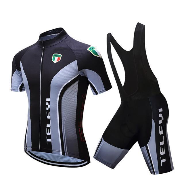 PINkart-USA Online Shopping 14 / S Teleyi Breathable Bike Jersey Outdoor Bicycle Clothes Quick Dry Cycling Clothing Ropa Ciclismo