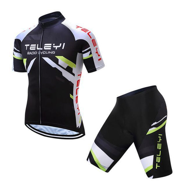 PINkart-USA Online Shopping 15 / L Teleyi Men'S Bike Team Racing Cycling Clothing Short Sleeve Cycling Jersey Summer Breathable Bike