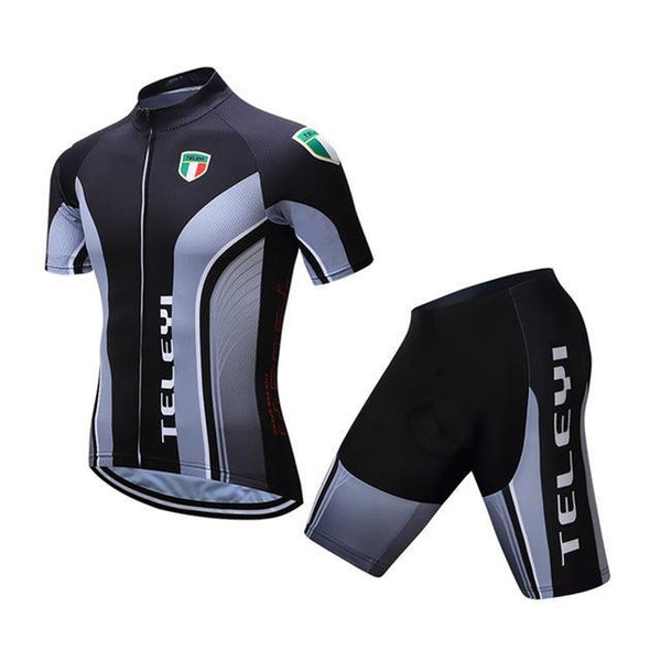 PINkart-USA Online Shopping 15 / S Teleyi Breathable Bike Jersey Outdoor Bicycle Clothes Quick Dry Cycling Clothing Ropa Ciclismo