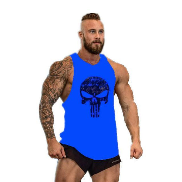 PINkart-USA Online Shopping 18 / XL New Brand Sleeveless Shirt Casual Fashion Hooded Tank Top Men Out Door Bodybuilding Fitness