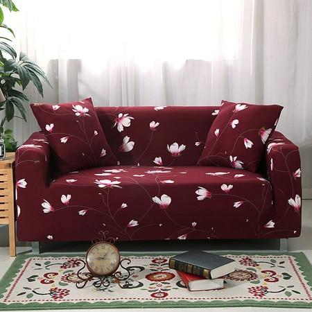 PINkart-USA Online Shopping 19 / single seat sofa Custom Stretch Fabric Sofa Sets All-Inclusive Universal Sofa Cover All Cover Towel European