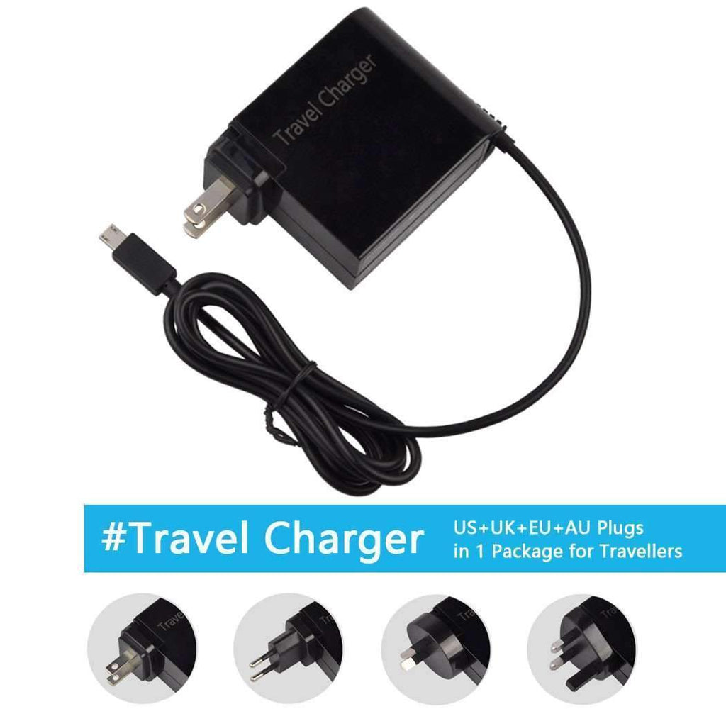 PinKart-USA Online Shopping 19V 1.75A 33W Ac Laptop Power Adapter For Asus Eeebook X205T X205Ta With Us Uk Eu Au 4 Plugss In 1