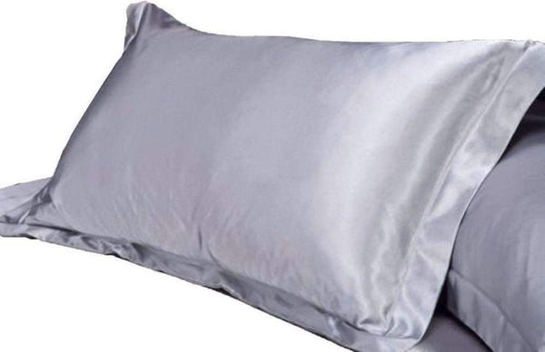 1Pc Pure Emulation Silk Satin Pillowcase Single Pillow Cover Multicolor 48*74Cm Online Shopping PINkart.in