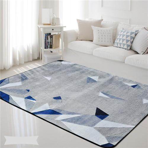 PINkart-USA Online Shopping 2 / 100x150cm Northern Europe Carpet Simple Solid Mat Area Rug Bedroom Rugs Mats Carpet Doormat For Hallway