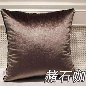 PinKart-USA Online Shopping 2 / 50x50cm Velvet Luxurious Cushions (Without Inner)Decorative Throw Pillows Sofa Home Decor Housse De