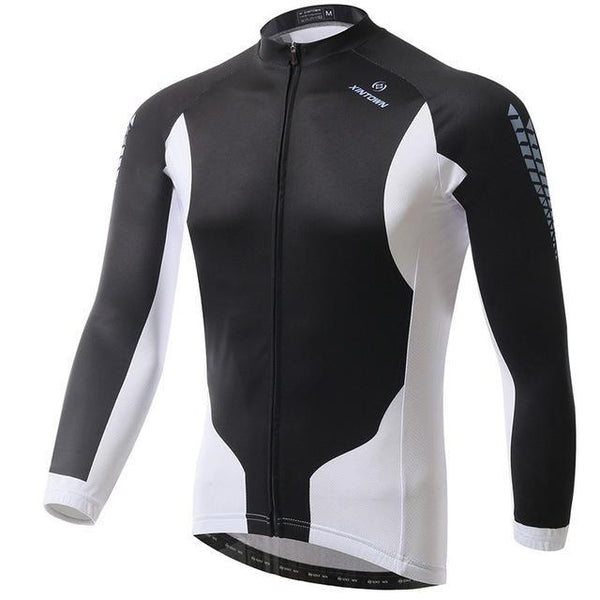 PINkart-USA Online Shopping 2 / L Men'S Cycling Jersey Tops Winter Long Sleeve Cycling Clothing Ropa Invierno Ciclismo Sports