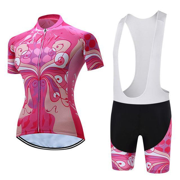 PINkart-USA Online Shopping 2 / L Teleyi Cyling Jersey Breathable Cyling Clothing Ropa Ciclismo Short Sleeve Bike Wear Maillot