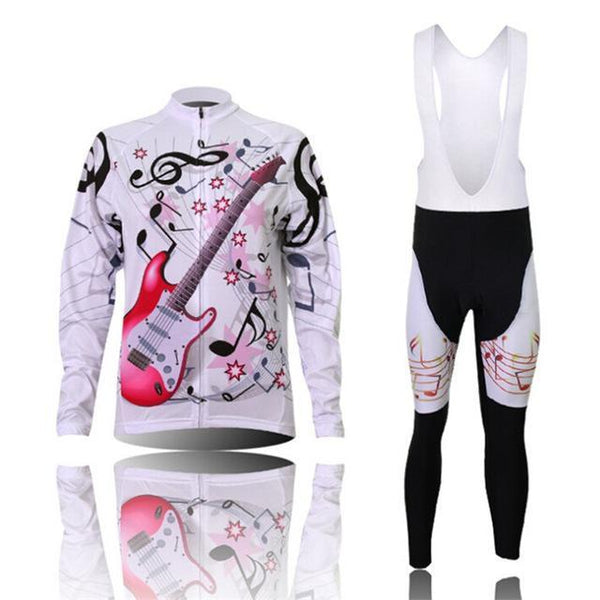 PINkart-USA Online Shopping 2 / L Women'S Cycling Jersey Sets Winter Long Sleeve Mtb Bicycle Cycling Clothing Maillot Ciclismo