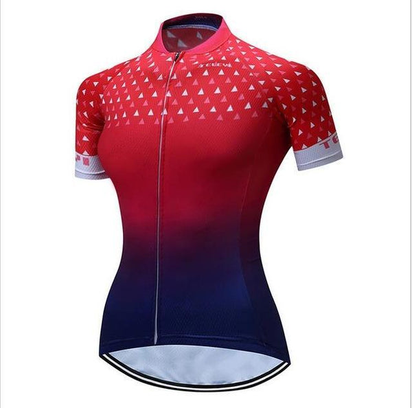 PINkart-USA Online Shopping 2 / L Women'S Cycling Jersey Short Sleeve Breathable Cycling Clothing Ropa Ciclismo Cycle Cycling