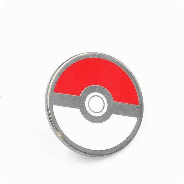 PinKart-USA Online Shopping 2 Pokemon Brooches Anime Cute Harajuku Ball Pokemon Go Enamel Pin Badge Cameo Kids Boys Girls Game