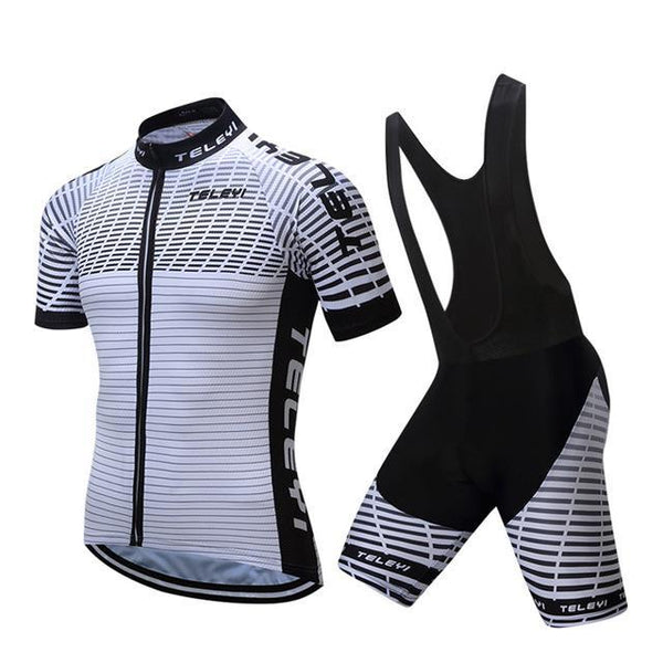PINkart-USA Online Shopping 2 / S Teleyi Breathable Bike Jersey Outdoor Bicycle Clothes Quick Dry Cycling Clothing Ropa Ciclismo
