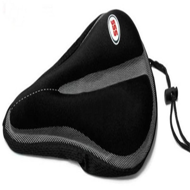 PINkart-USA Online Shopping 2013 Cycling Mtb Bike Bicycle Memory Foam Saddle Seat Cover Cushion Soft Pad Ap5007