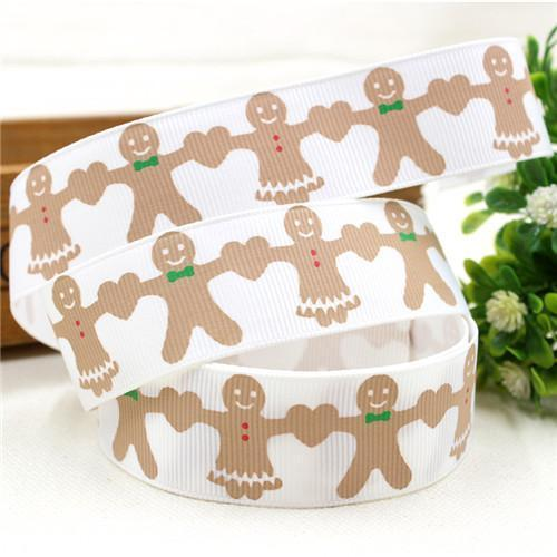 PinKart-USA Online Shopping 25MM 10 yards 1 1591032 , 15 Arrival 25Mm Christmas Series Printing Ribbon, Unique Models, Christma