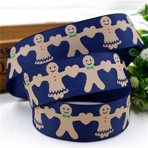 PinKart-USA Online Shopping 25MM 10 yards 1591032 , 15 Arrival 25Mm Christmas Series Printing Ribbon, Unique Models, Christma