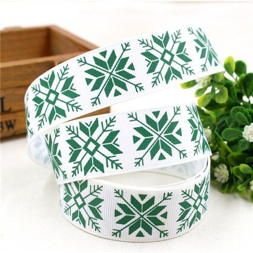 PinKart-USA Online Shopping 25MM 10 yards 2 1591032 , 15 Arrival 25Mm Christmas Series Printing Ribbon, Unique Models, Christma